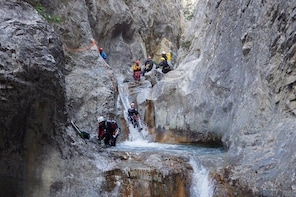 Canyoning in Acles