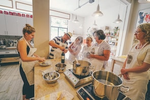 Italian Risotto and Pasta Making Class