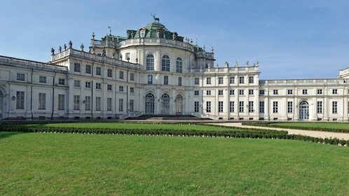 Palazzina di Caccia di Stupinigi and grounds in Turin