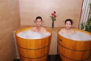 Bath herbal medicine Red Dao