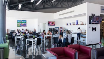 Santo Domingo Airport Lounge with VIP Fast-Track Service