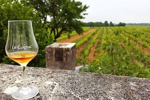 Private day-tour from Cognac : Vineyard and Craft Distilleries with Tasting...