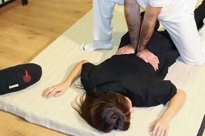 Japanese Massage (Shiatsu)