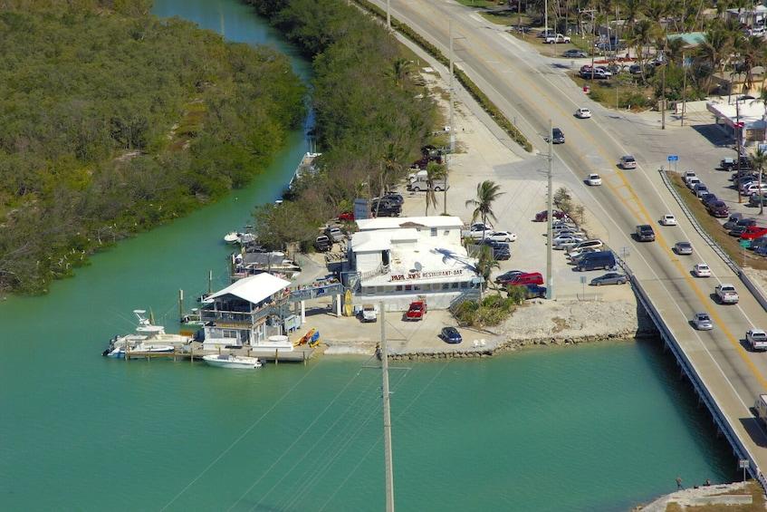 Show item 5 of 6. Seven Mile Bridge Self-Guided Driving Tour - Florida Keys