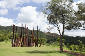 Inhotim - one of the largest open air museums