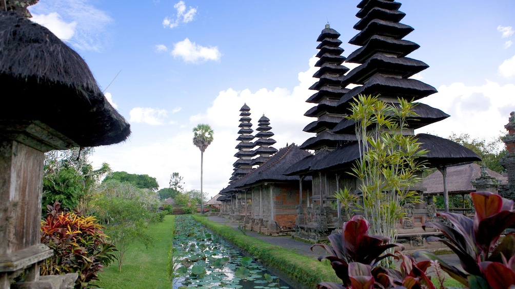 Show item 3 of 10. Mengwi Temple in Bali