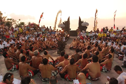 Uluwatu Sunset Kecak Dance & Jimbaran Seafood Dinner