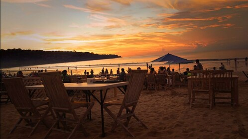 Uluwatu Sunset Kecak Dance & Jimbaran Seafood Dinner