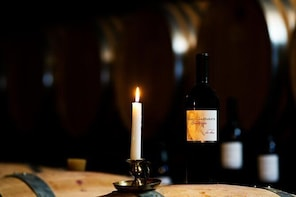 Unusual visit of the Château de Luc and tasting of organic wines