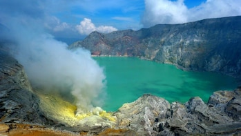 2-Day Mount Ijen Trekking Adventure