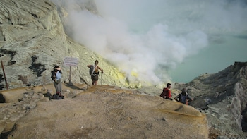 3-Day Mount Ijen Trekking Adventure