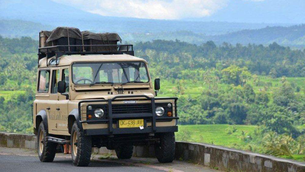 Waka Land-dagexcursie door het binnenland van Bali
