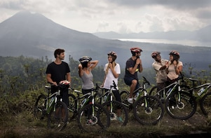 Tranquil Cycling Tour Through Bali's Countryside