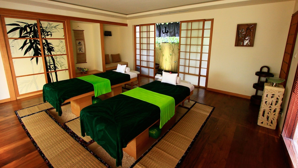 Show item 3 of 5. Spa treatment room in Bali