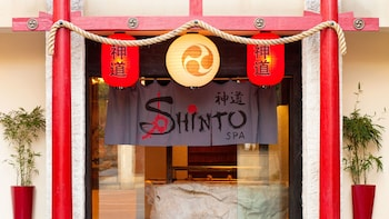 Shinto Signature Japanese Spa & Meal Package