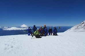 Villarrica Volcano Ascent