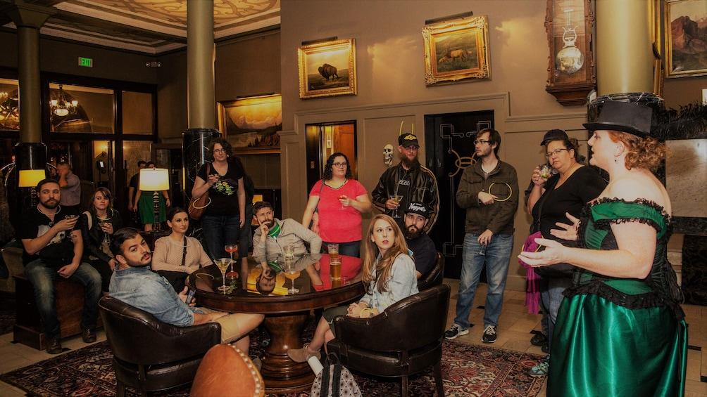 Cargar ítem 4 de 10. Denver Haunted Pub Walking Tour - LoDo