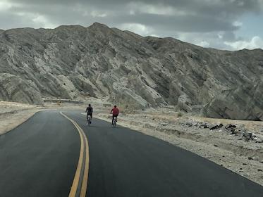 Earthquake Canyon Bicycle Tour