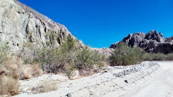 Show item 3 of 9. Palm Springs Painted Fault Jeep tour