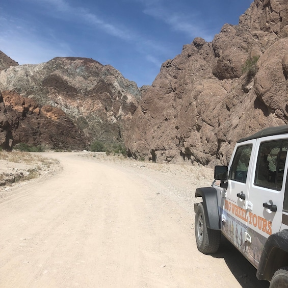 Show item 1 of 9. San Andreas Fault Jeep/SUV Tour