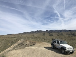 Show item 9 of 9. San Andreas Fault Jeep/SUV Tour
