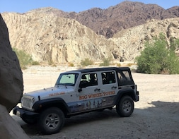 Show item 2 of 9. San Andreas Fault Jeep/SUV Tour