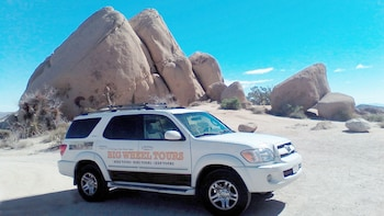 Joshua Tree National Park Jeep Tour