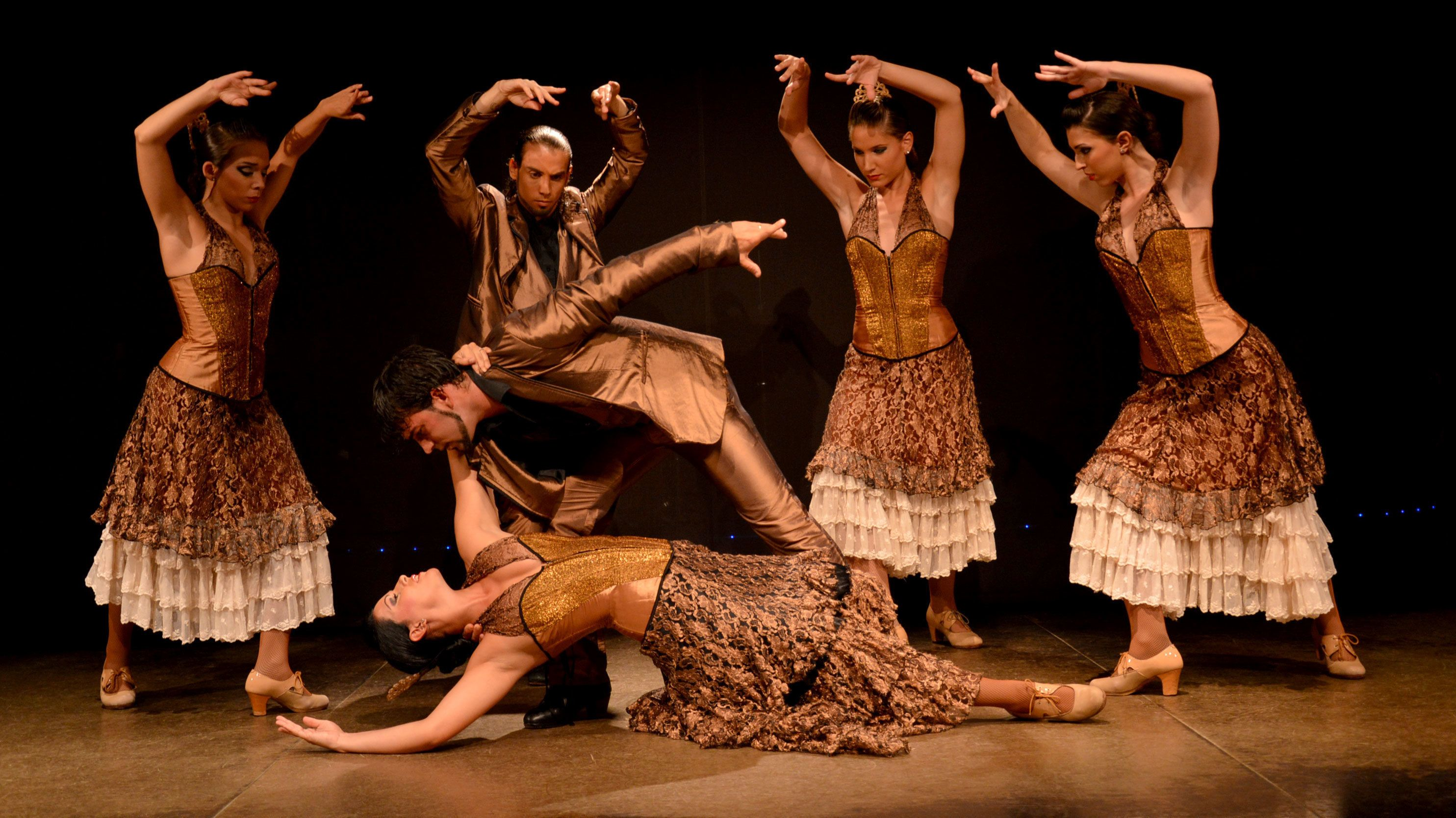 Flamenco Show at Palacio del Flamenco