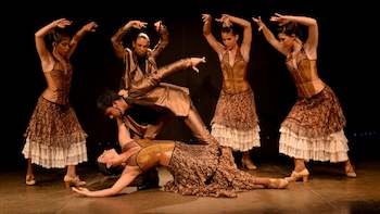 Flamenco-föreställning på Palacio del Flamenco