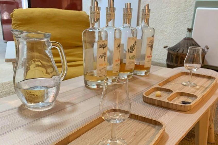 Cognac Experience at the foot of the still