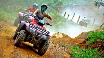 Puerto Vallarta Guided ATV Tour Adventure