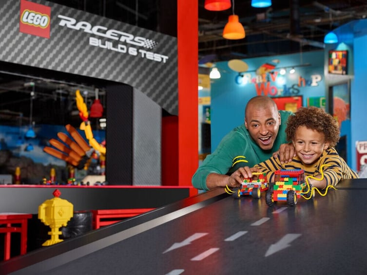 Show item 1 of 10. LEGOLAND® Discovery Center Tickets