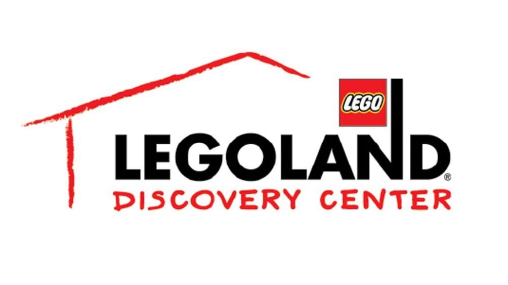 Show item 3 of 4. Legoland Discovery Center Logo