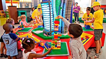 Tickets voor Toronto LEGOLAND® Discovery Centre
