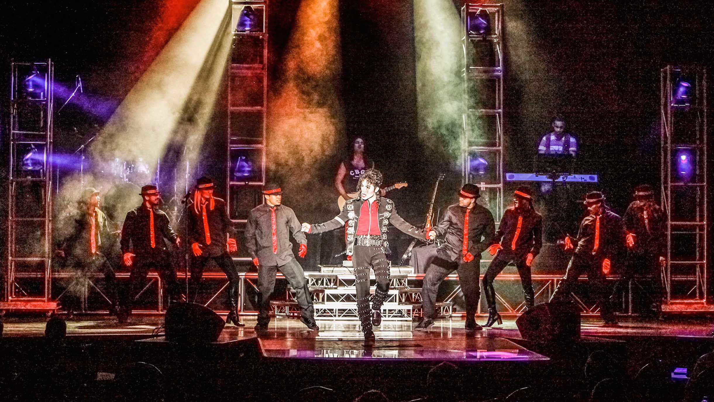 MJ Live Show at the Stratosphere Casino Hotel & Tower