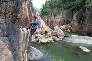 Full day Hainan Wuzhishan Mountain Canyon Rafting & Outdoor Adventure Tour