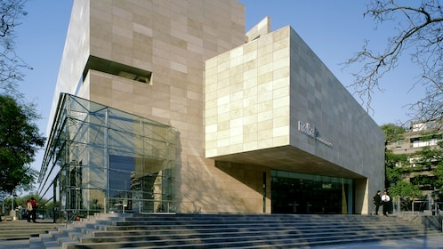 visiting The Latin American Art Museum of Buenos Aires in Argentina