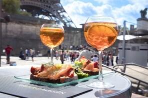 Crucero por el río Sena con cena estilo bistró