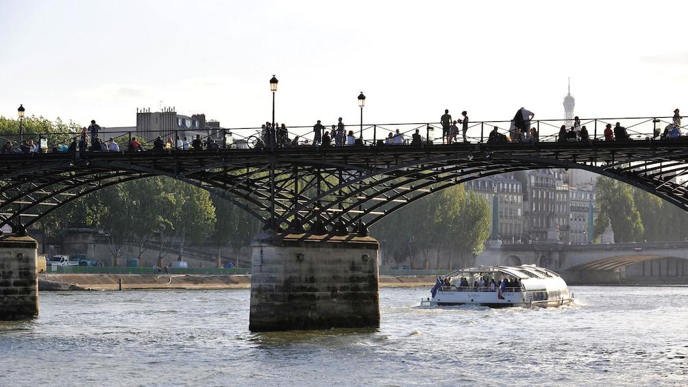 Show item 2 of 10. Batobus on the Seine.