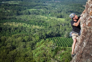 Glass Mountains Rock Climbing Adventure