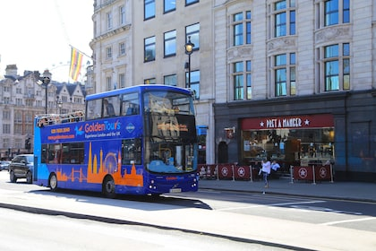 London Kidzania Tickets with Hop-On-Hop-Off Bus Pass