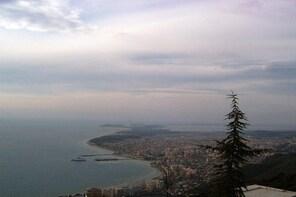 Tandem paragliding Albania (Vlore-Shashica)