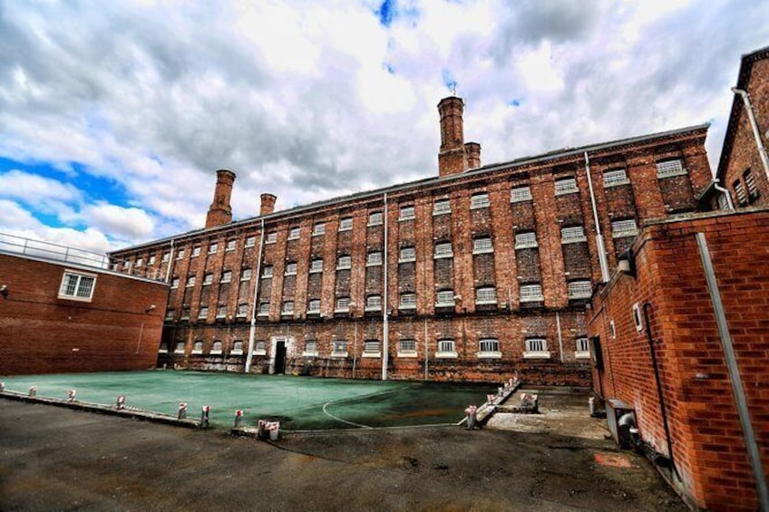 Show item 2 of 5. Shrewsbury Prison Guided Tour