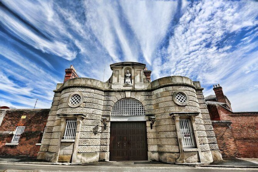 Show item 1 of 5. Shrewsbury Prison Guided Tour