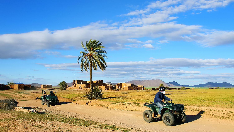 ATV tour in Marrakech