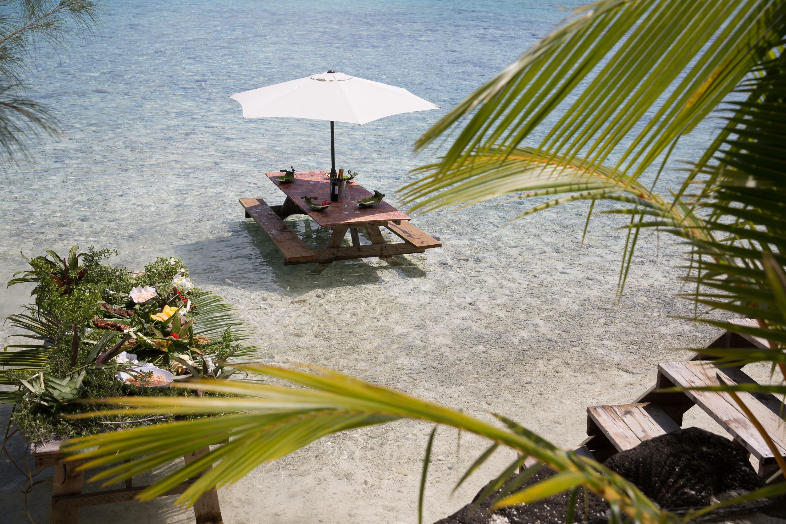 Private Polynesian Island Full-Day Tour
