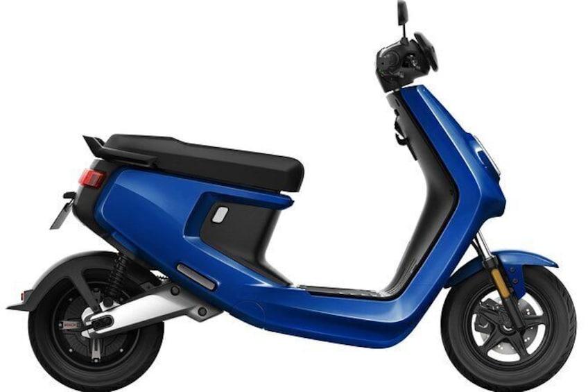 Show item 2 of 6. NIU M + Blue