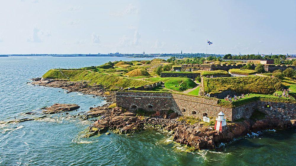 Shore Excursion: Private City Tour & Island Fortress Cruise