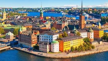 Shore Excursion: Private City Tour with Vasa Museum & Skansen