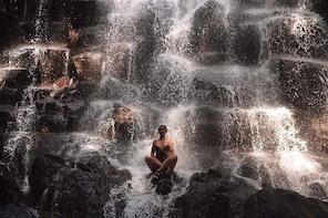 Three Waterfall, Coffee plantation, Jungle Swing, Holy water temple